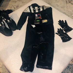 Original Disney store costume Darth Vader